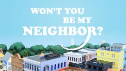 Great Neighbors Throw Parties